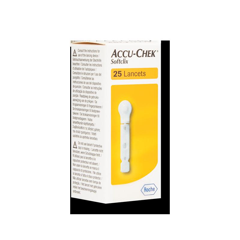 Accu-Chek Softclix Lanzetten 25 Stück