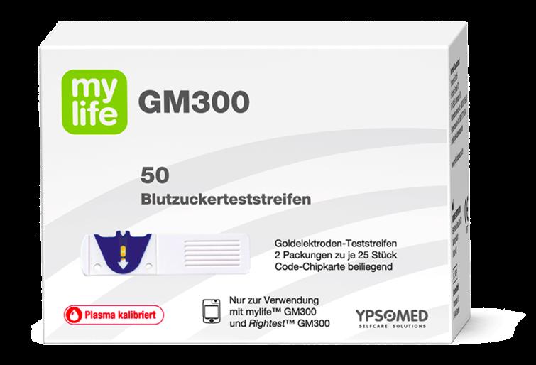 mylife GM300 Blutzucker-TS 50 Stück