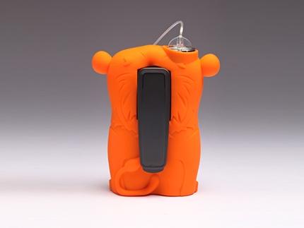 Lenny Silikonschutzhülle für 640G/670G orange