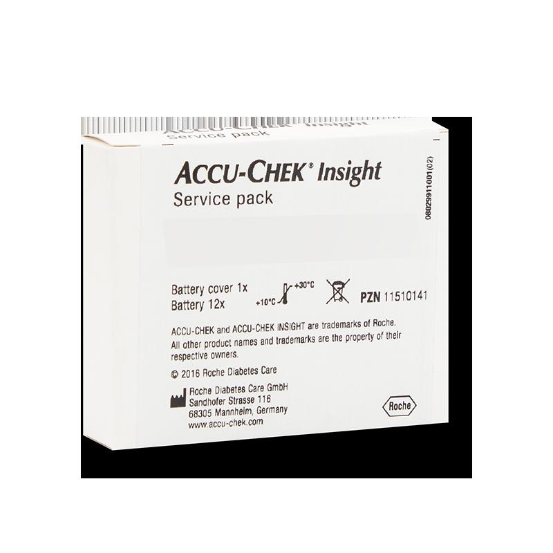 Accu-Chek Insight Service Pack