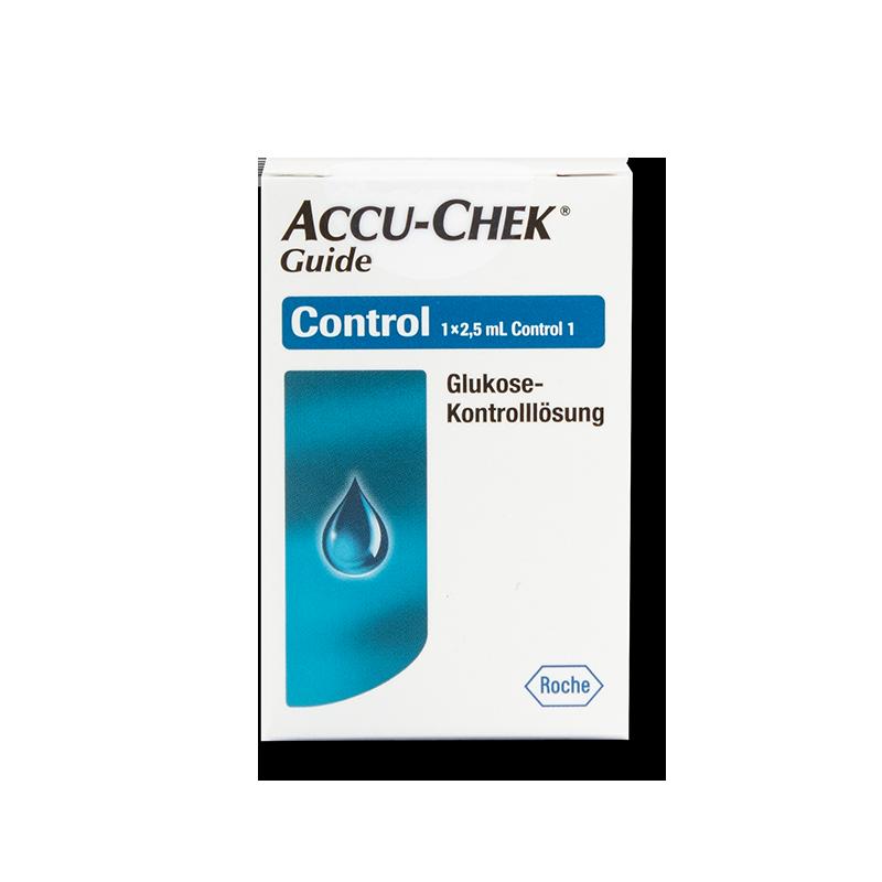 Accu-Chek Guide Kontrolllösung  2,5ml