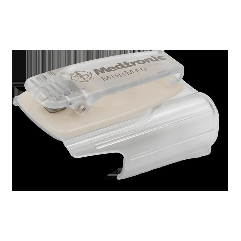 MiniMed Clip-Holster transparent für Veo 1,8ml