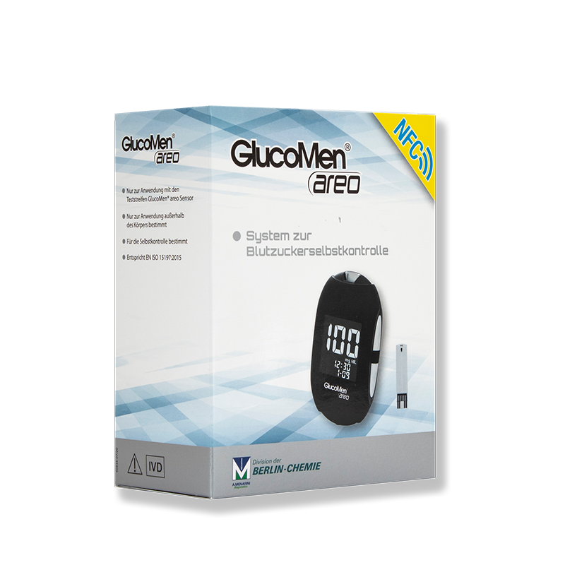 GlucoMen areo Set mg/dl