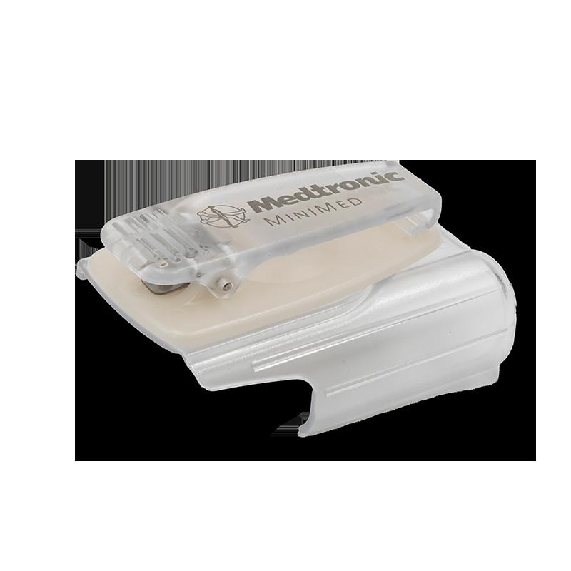MiniMed Clip-Holster transparent für Veo 3ml