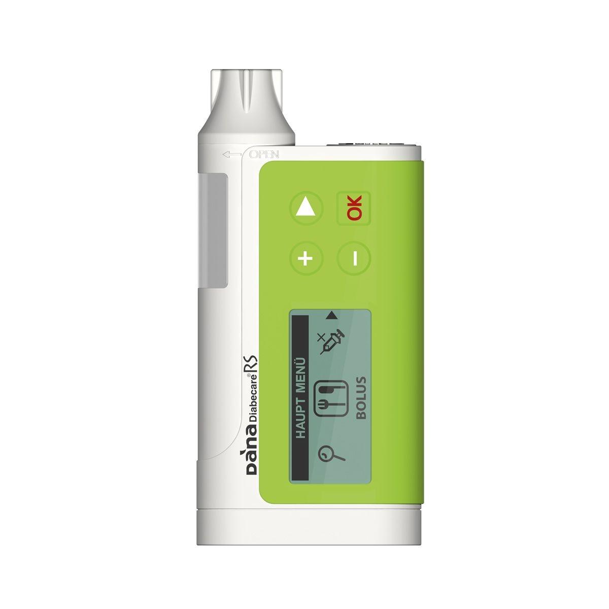Dana RS Insulinpumpe grün