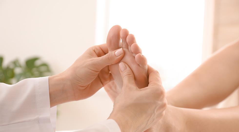 Fuß-Pass und Zweitmeinungs-Verfahren bei diabetischem Fuß-Syndrom