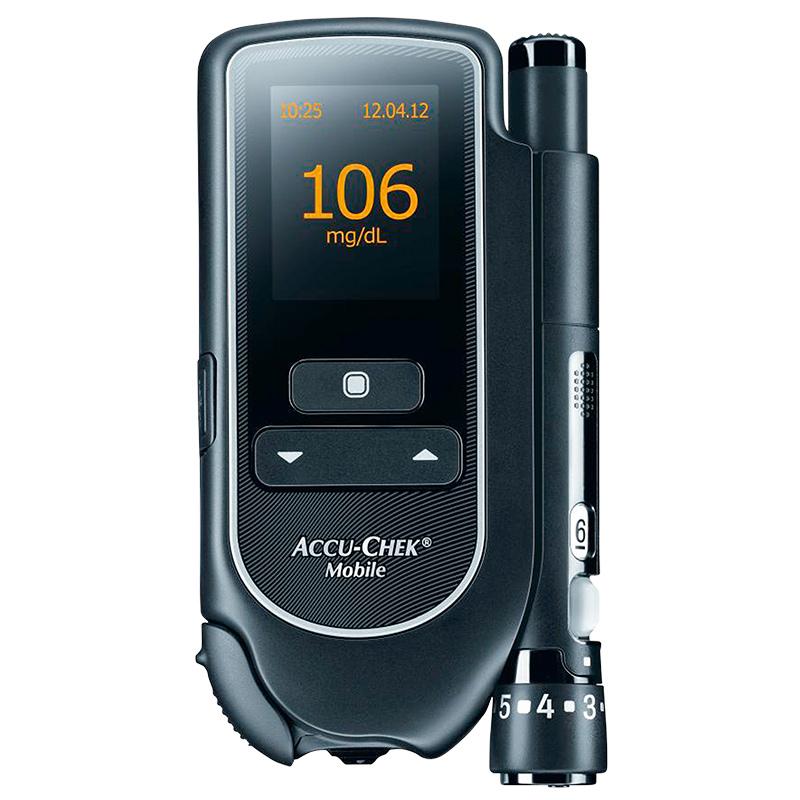 Accu-Chek Mobile Set mg/dl
