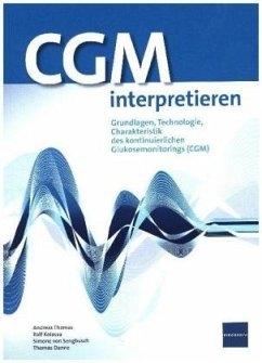 CGM interpretieren - Buch von A.Thomas
