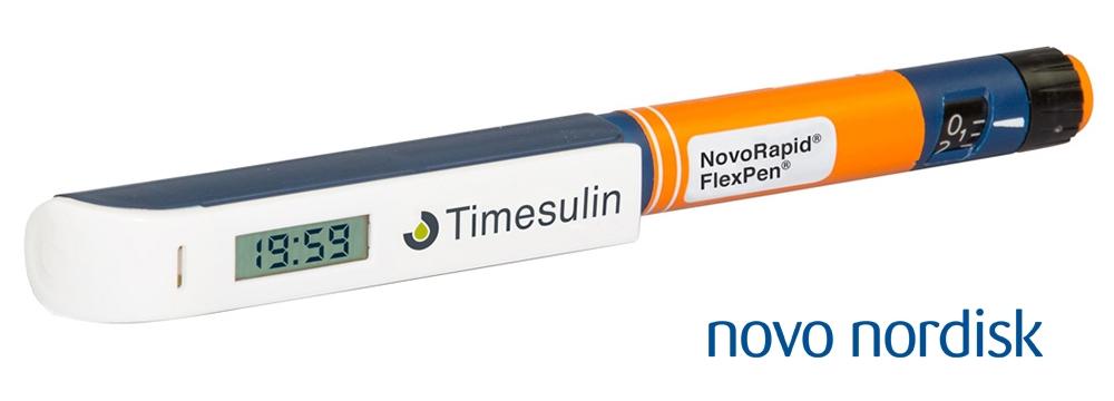 Timesulin Ersatzkappe für Novo FlexPen