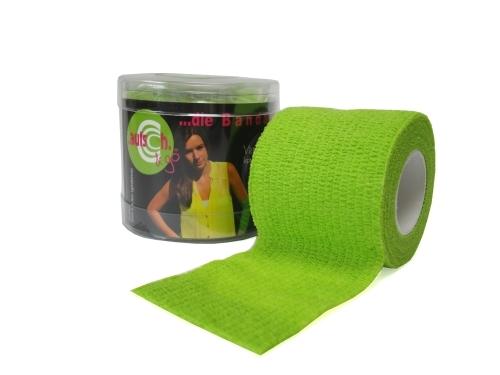autsch&go Fixiertape 5cm x 4,5m green