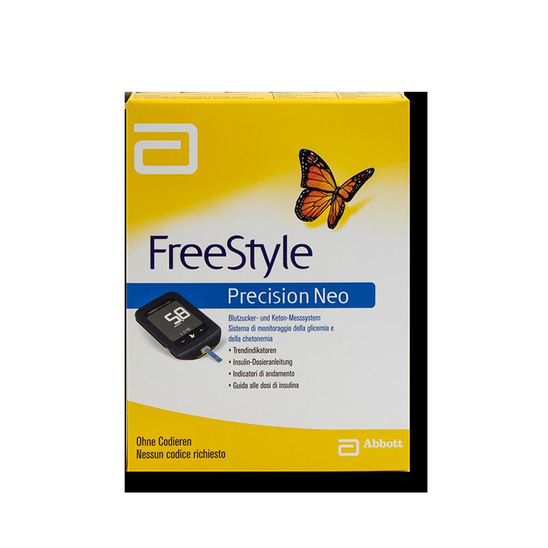 FreeStyle Precision Neo Set mmol/l
