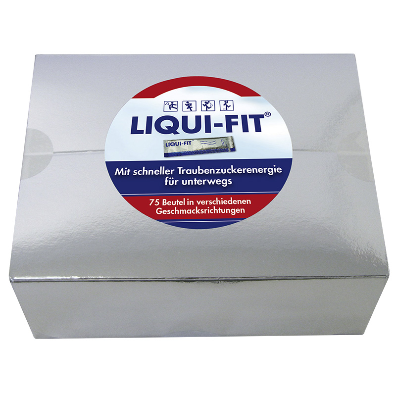LIQUI-FIT Folienbeutel Vorratsbox 13ml 75 Stück