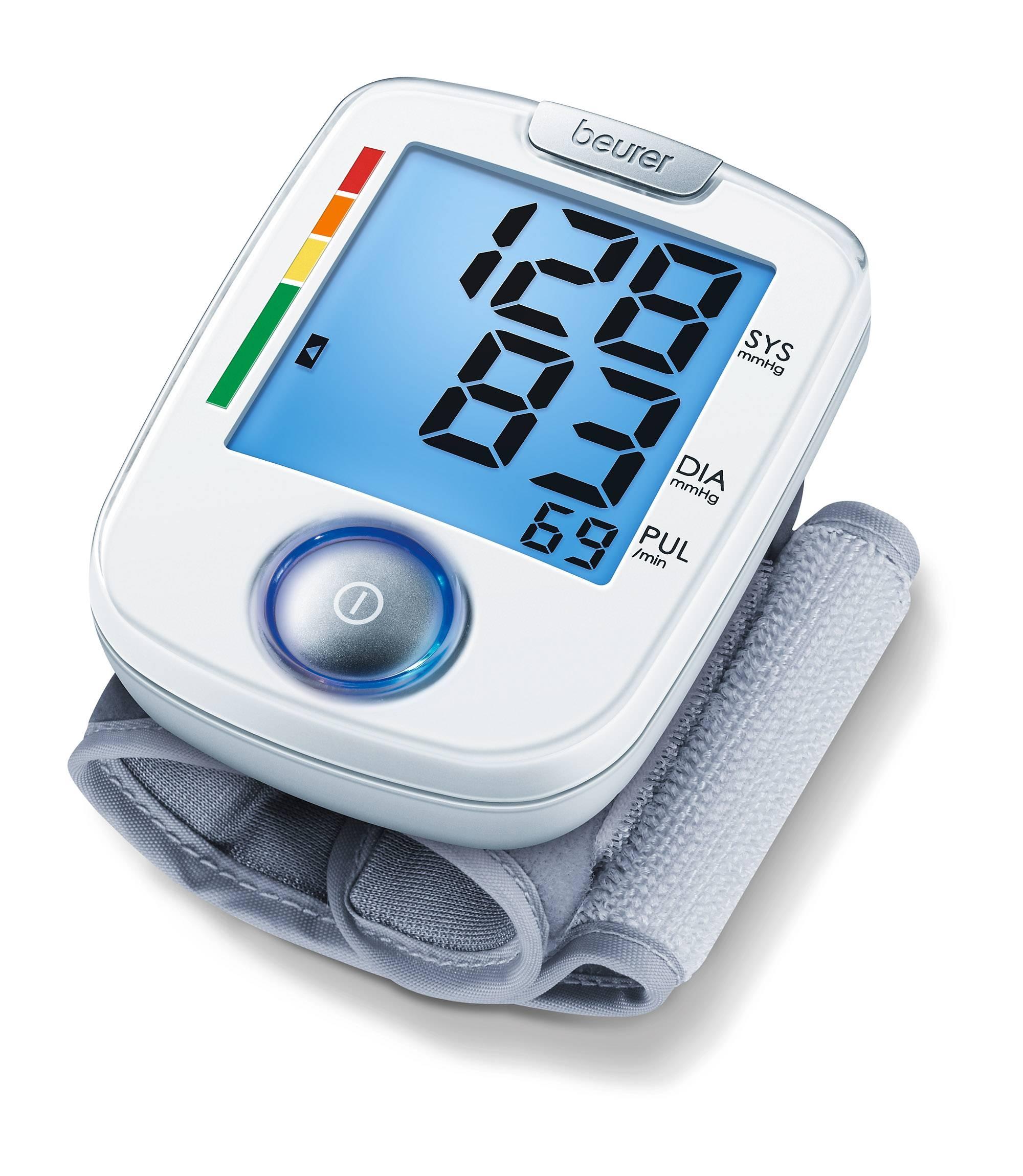 beurer BC44 Handgelenk-Blutdruckmessgerät