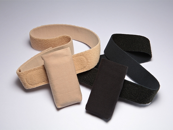 MiniMed Ober-/Unterschenkel-Gurt mit Beintasche schwarz
