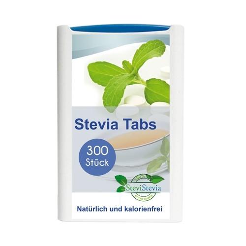 Stevia Tabs im Spender 300 Stück