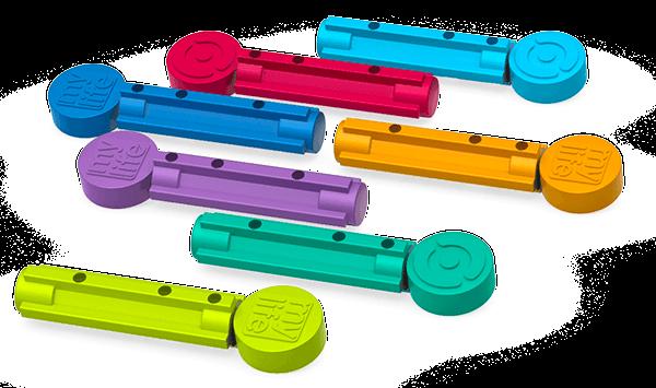 mylife Lancets multicolor 30G 200 Stück