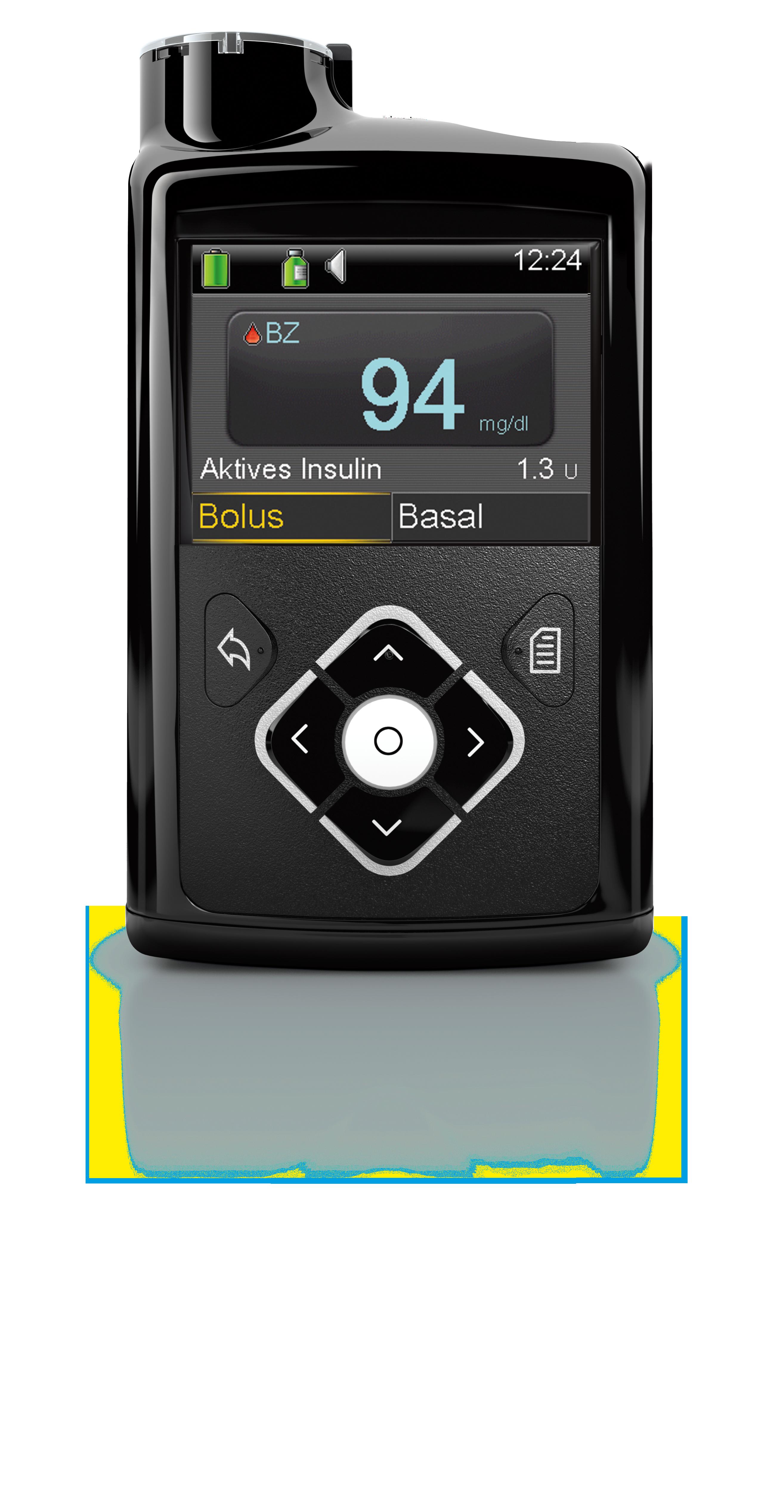 Medtronic MiniMed 640G mmol/l