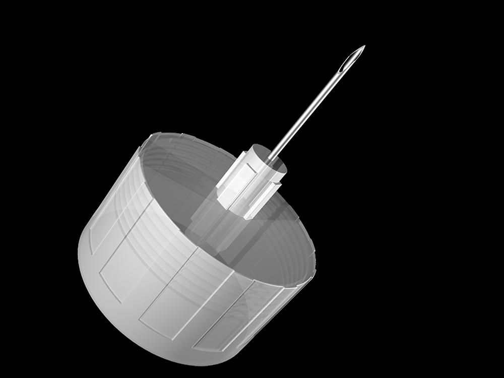 IME-Fine Pen-Nadeln 31G 6mm 100 Stück
