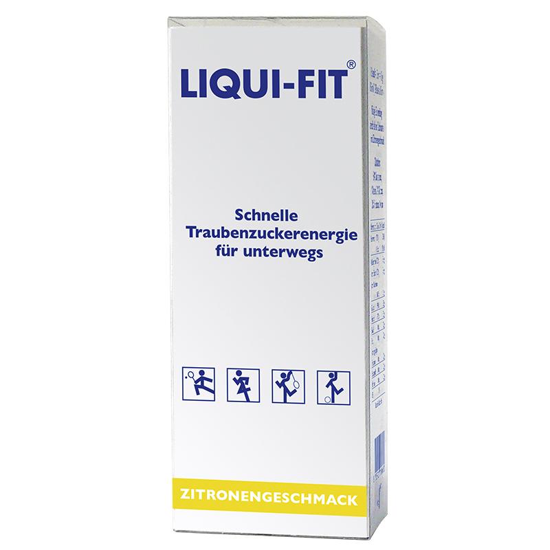 LIQUI-FIT Folienbeutel Lemon 13ml 12 Stück