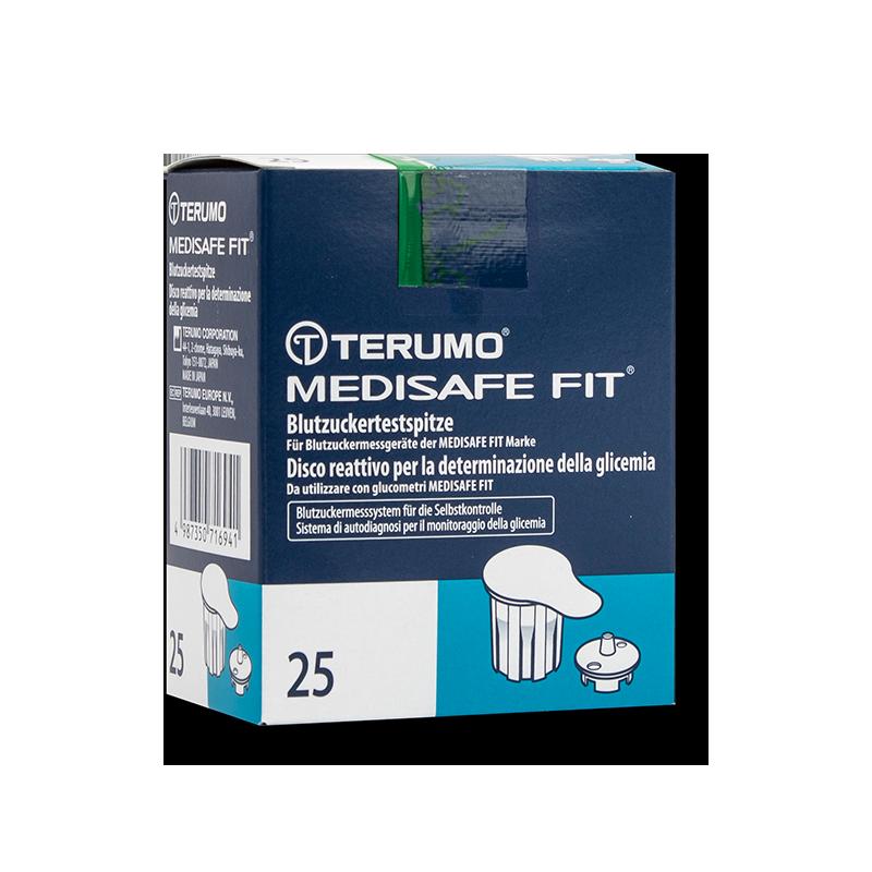 Medisafe Fit Blutzucker-TS 25 Stück