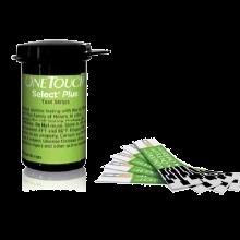 OneTouch Select Plus Blutzucker-TS 50 Stück