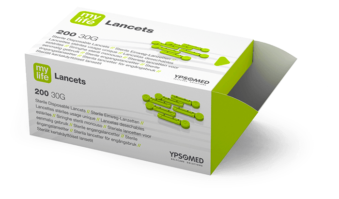 mylife Lancets 30G 200 Stück