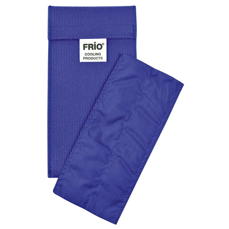 FRIO Kühltasche Doppel blau