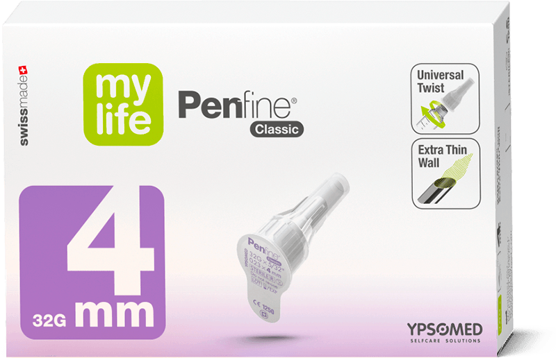 mylife Penfine Classic 32G 4mm 100 Stück