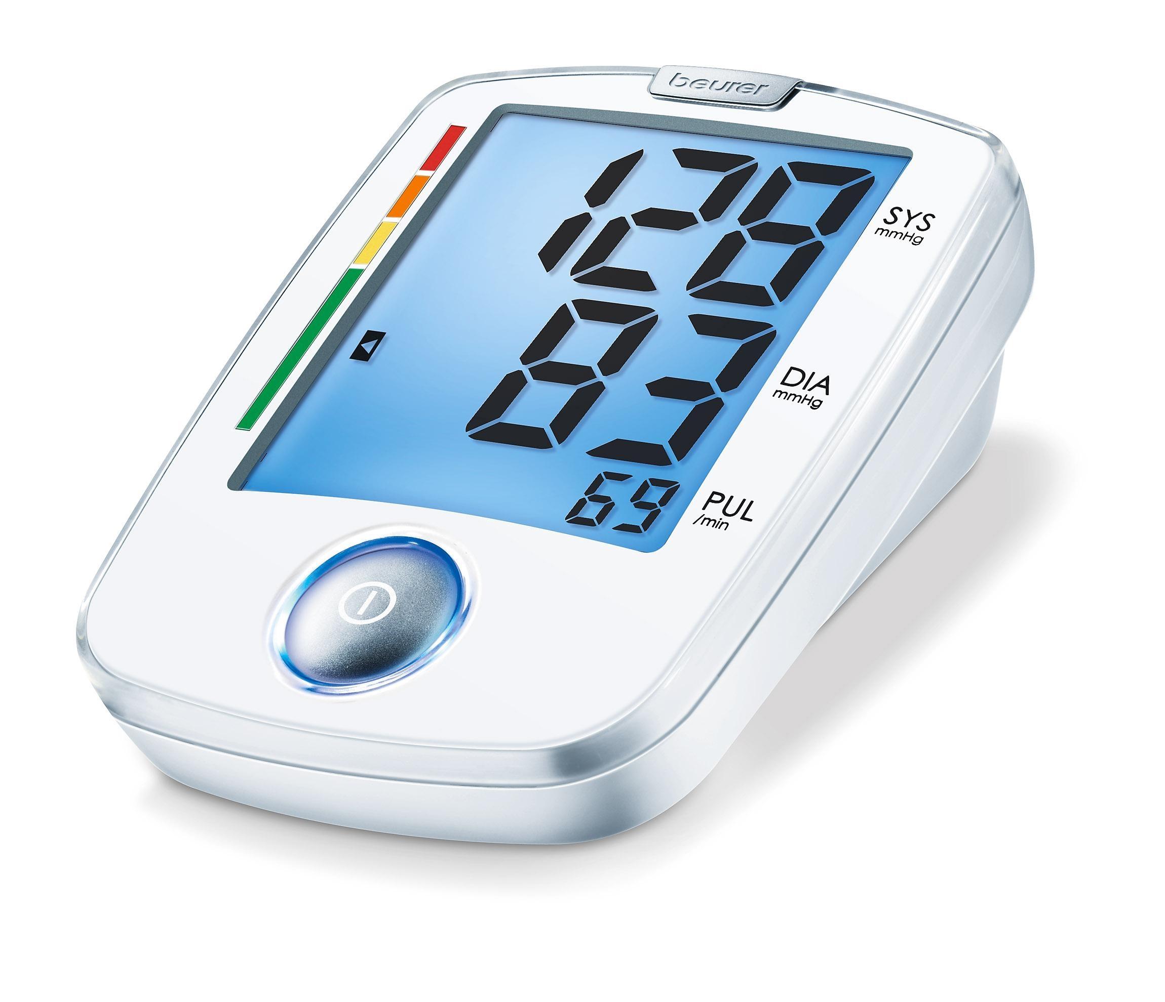 beurer BM44 Oberarm-Blutdruckmessgerät