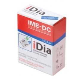 iDia Glucose Kontrolllösung 2 x 2ml