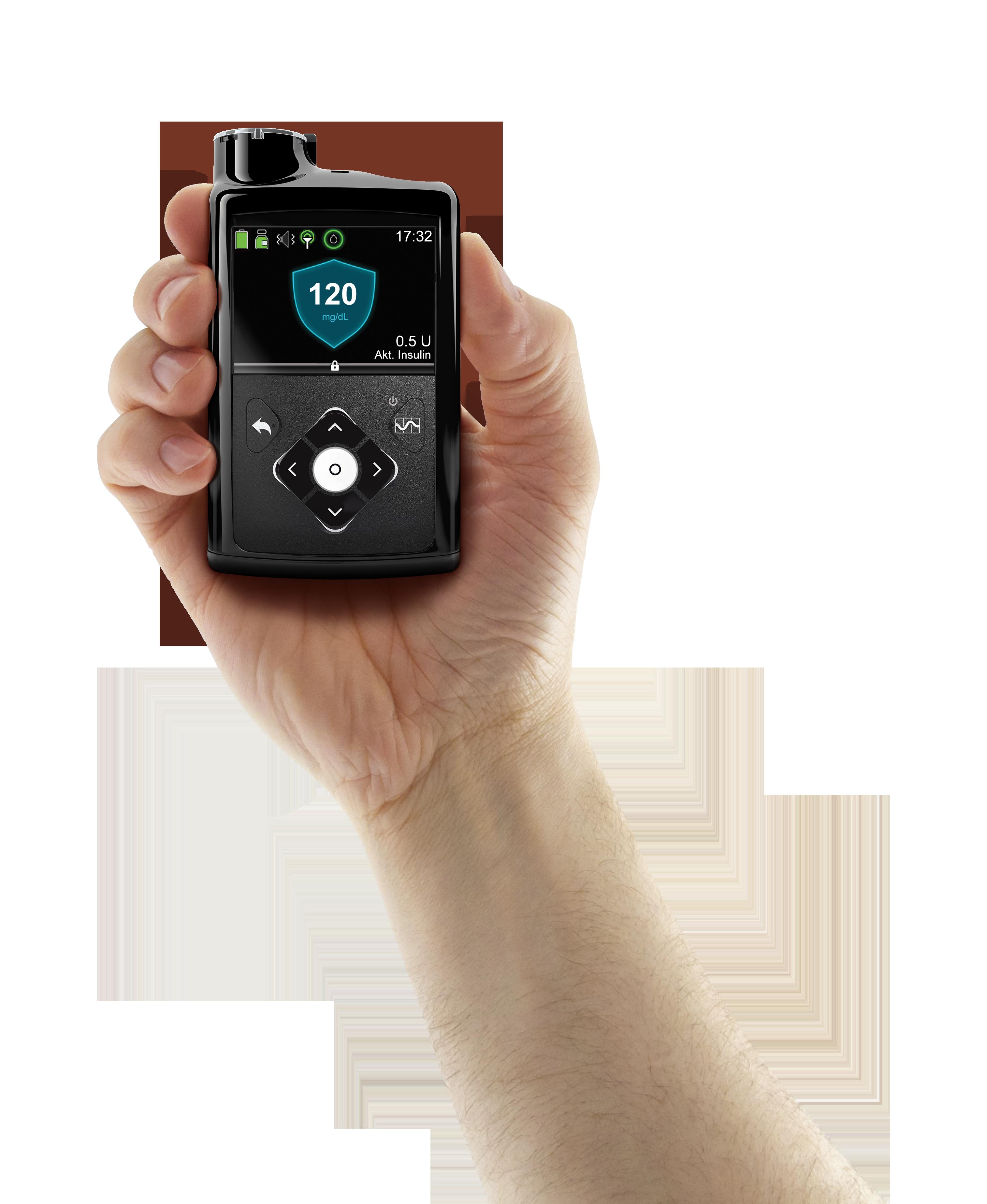 Medtronic MiniMed 670G mmol/l